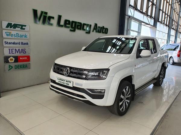 2020 Volkswagen Amarok 3.0 TDi Highline EX 4Motion Auto Double Cab Bakkie Gauteng Vereeniging_0