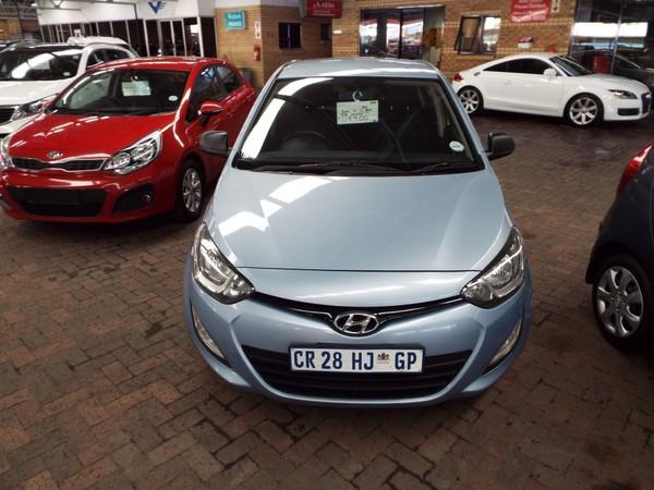 2013 Hyundai i20 1.2 Motion  Gauteng Vereeniging_0