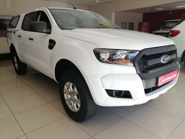 2017 Ford Ranger 2.2TDCi XL Auto Double Cab Bakkie Western Cape Paarl_0