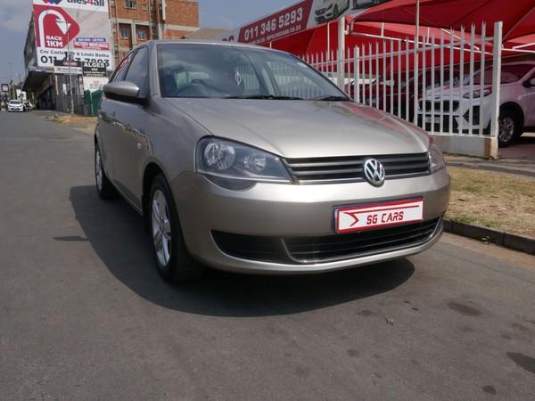 2015 Volkswagen Polo Vivo GP 1.6 Trendline Gauteng Johannesburg_0