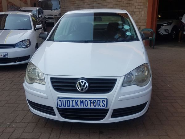 2007 Volkswagen Polo Classic 1.6 Trendline  Gauteng Johannesburg_0
