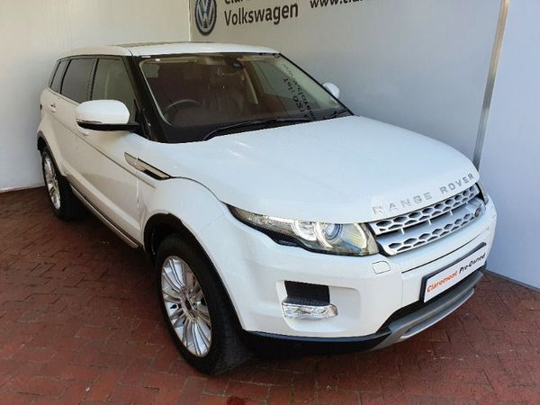 2014 Land Rover Evoque 2.0 Si4 Prestige  Western Cape Claremont_0