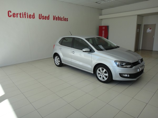 2012 Volkswagen Polo 1.4 Comfortline  Western Cape Ceres_0