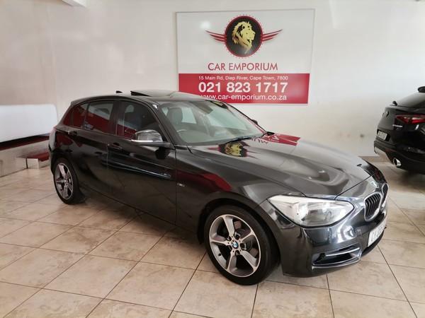 2012 BMW 1 Series 118i Sport Line 5dr f20  Western Cape Diep River_0