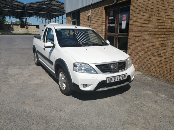 2012 Nissan NP200 1.5 Dci  Ac Safety Pack Pu Sc  Western Cape Brackenfell_0