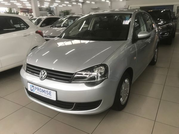 2015 Volkswagen Polo Vivo GP 1.4 Trendline TIP Kwazulu Natal Hillcrest_0