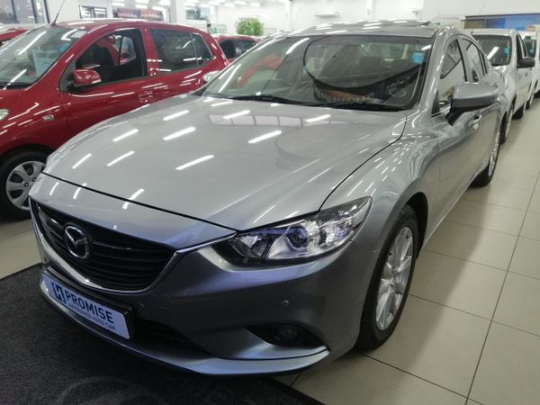 2016 Mazda 6 2.5 Individual Auto Kwazulu Natal Hillcrest_0