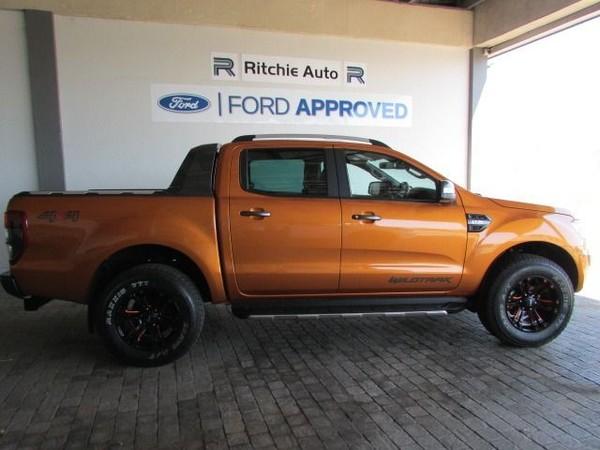 2019 Ford Ranger 3.2TDCi 3.2 WILDTRAK 4X4 Auto Double Cab Bakkie Kwazulu Natal Richards Bay_0