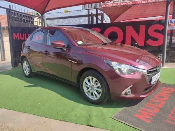 2019 Mazda 2 1.5 Dynamic 5-Door Gauteng Boksburg_0