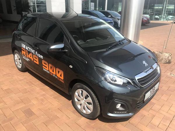 2020 Peugeot 108 1.0 THP Active Mpumalanga Nelspruit_0