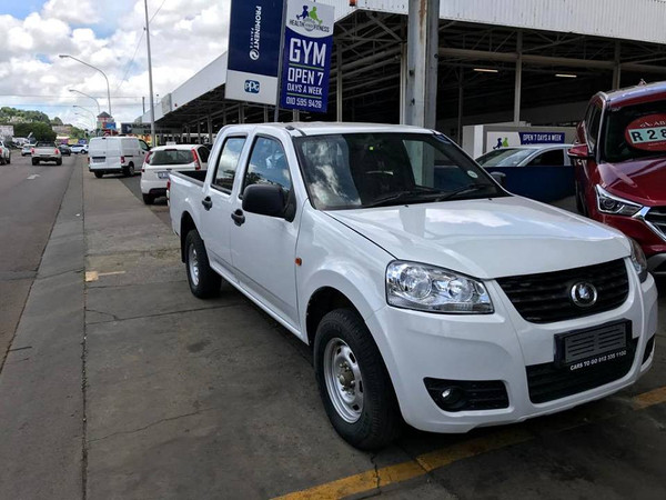 2018 GWM Steed 5 2.2 MPi Base Double Cab Bakkie Gauteng Pretoria_0