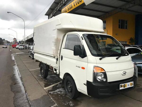 2017 Hyundai H100 Bakkie 2.6d Fc Ds  Gauteng Pretoria_0