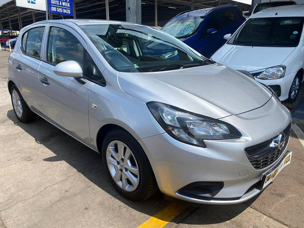 2016 Opel Corsa 1.0T Essentia 5-Door Gauteng Pretoria_0