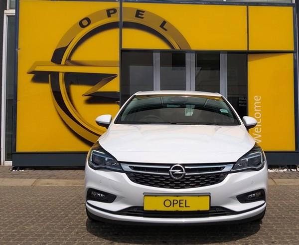 2020 Opel Astra 1.4T Enjoy Auto 5-Door Gauteng Alberton_0