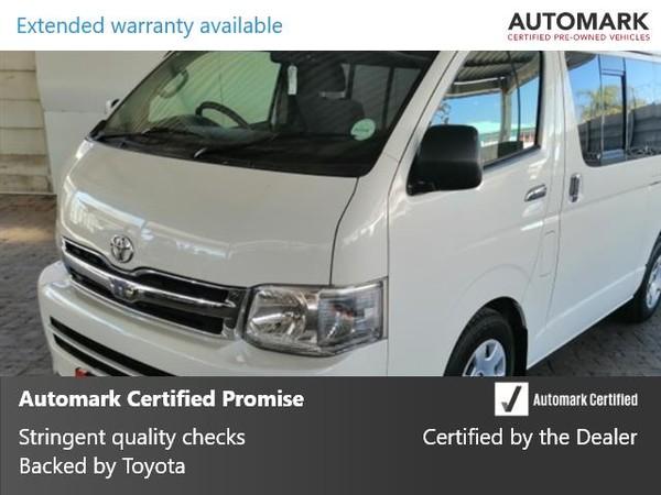 2013 Toyota Quantum 2.7 10 Seat  Eastern Cape Uitenhage_0