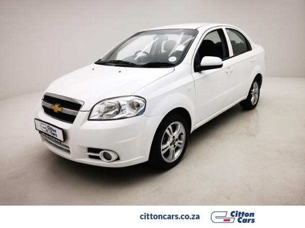 2015 Chevrolet Aveo 1.6 Ls At  Gauteng Pretoria_0