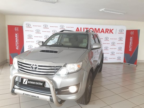 2016 Toyota Fortuner 3.0d-4d 4x4  Mpumalanga Ermelo_0