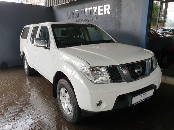 2016 Nissan Navara 2.5 Dci Xe 4x4 Pu Dc  Gauteng Pretoria_0