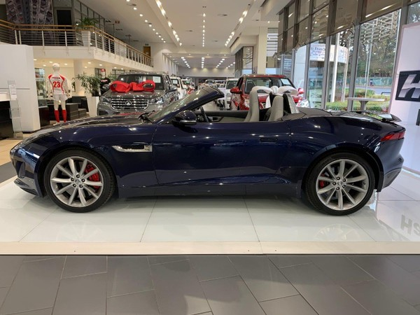 2014 Jaguar F-TYPE S 3.0 V6 Gauteng Pretoria_0