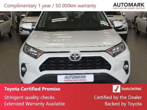 2019 Toyota Rav 4 2.0 GX CVT Limpopo Polokwane_0