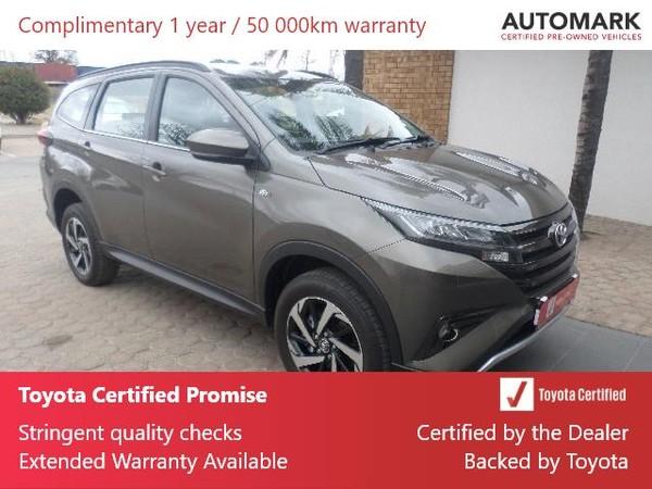 2019 Toyota Rush 1.5 Auto Limpopo Messina_0
