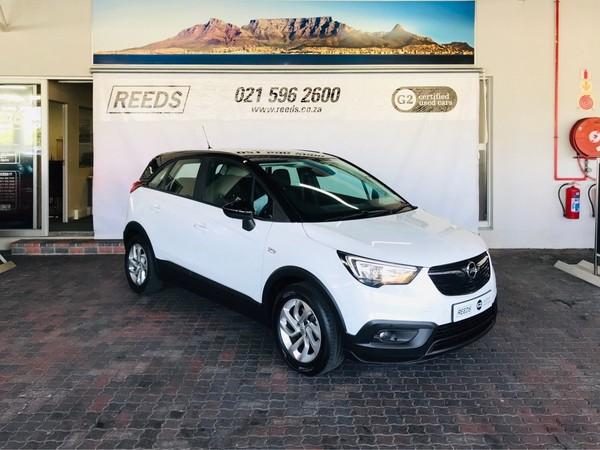2019 Opel Crossland X 1.2T Enjoy Auto Western Cape Goodwood_0