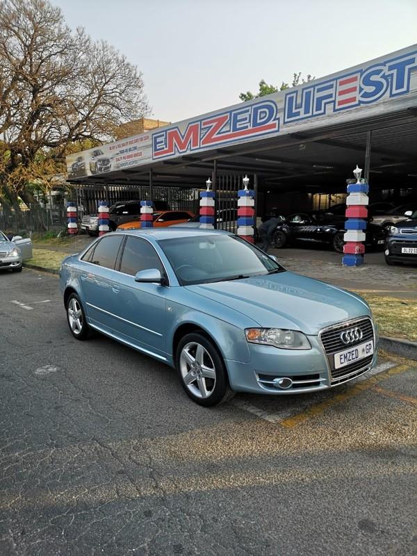 2005 Audi A4 2.0 Multitronic b7  Gauteng Benoni_0