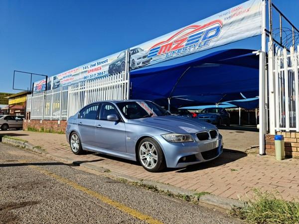 2012 BMW 3 Series 320i Sport e90  Gauteng Kempton Park_0