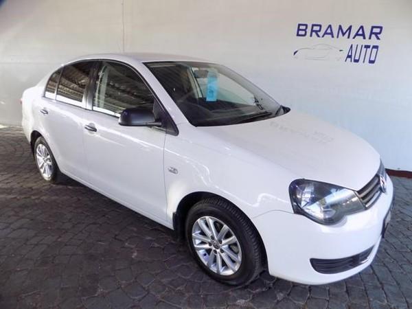 2012 Volkswagen Polo Vivo 1.6 Gauteng Boksburg_0