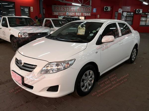 2009 Toyota Corolla 1.3 Professional  Western Cape Goodwood_0