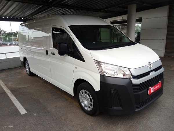 2020 Toyota Quantum 2.8 SLWB FC PV Gauteng Randburg_0