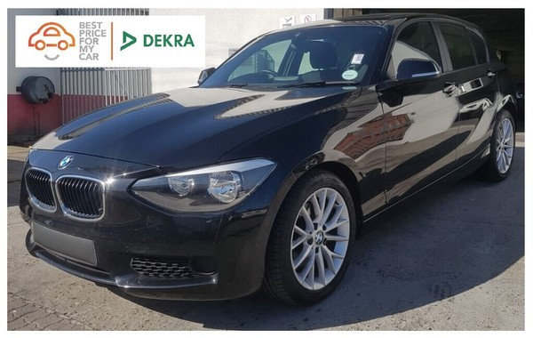 2015 BMW 1 Series 118i 5dr At f20  Western Cape Goodwood_0