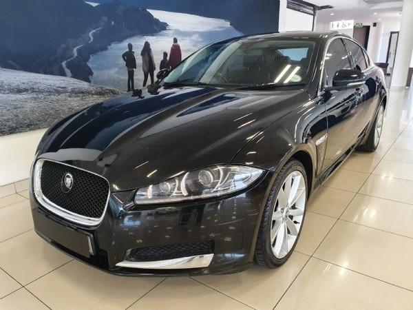 2012 Jaguar XF 3.0d S Premium Luxury  Gauteng Pretoria_0