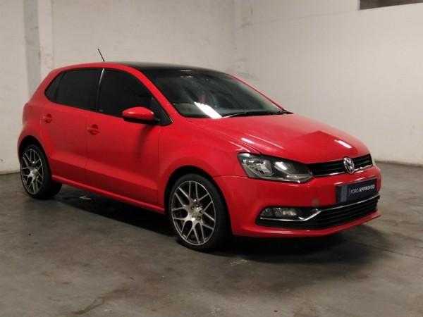 2014 Volkswagen Polo 1.2 TSI Highline DSG 81KW Kwazulu Natal Durban_0