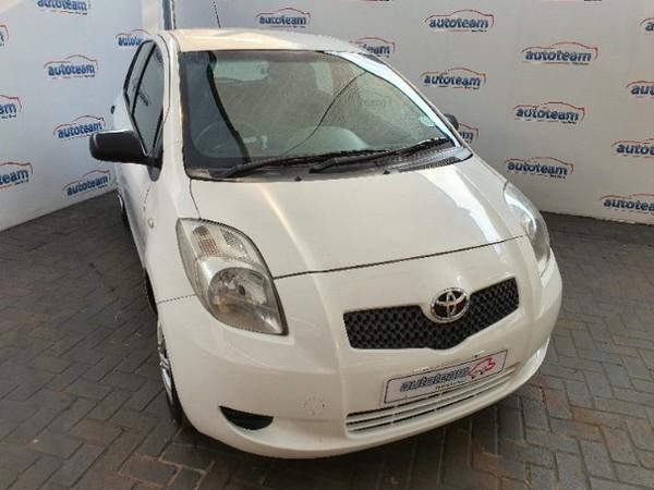 2007 Toyota Yaris T3 Ac 5dr  Gauteng Boksburg_0