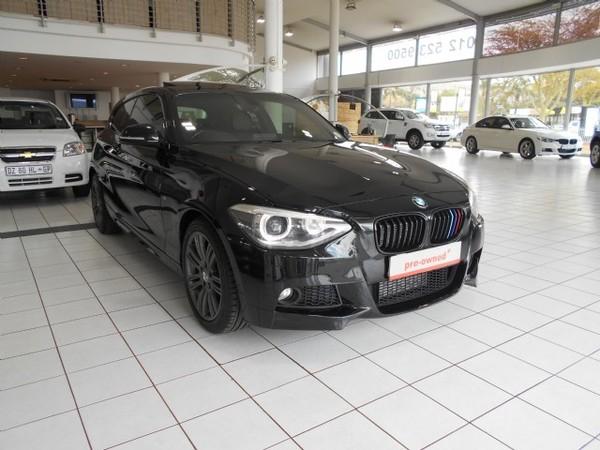 2015 BMW 1 Series 125i M Sport 3DR Auto f21 Gauteng Pretoria_0