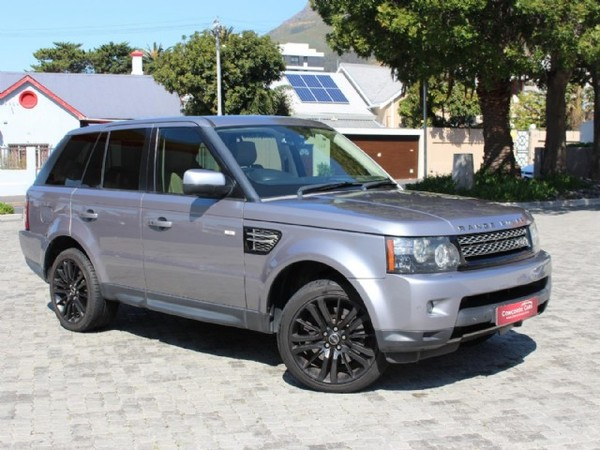 2012 Land Rover Range Rover Sport 3.0 D HSE Lux Western Cape Cape Town_0