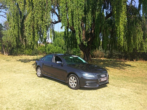 2010 Audi A4 1.8t Attraction b8  Gauteng Edenvale_0
