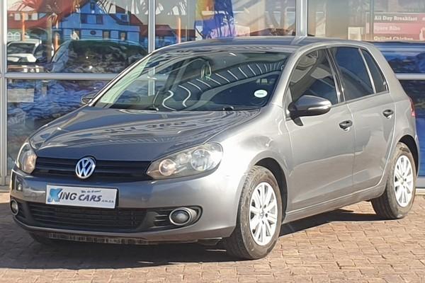 2012 Volkswagen Golf Vi 1.6i Trendline  Eastern Cape Port Elizabeth_0