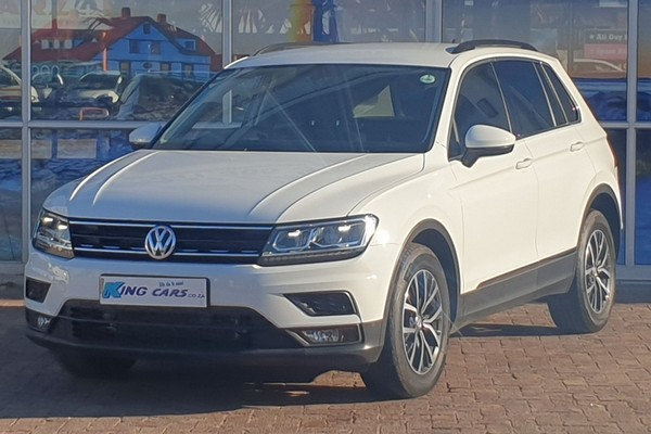 2017 Volkswagen Tiguan 2.0 TDi Comfortline Eastern Cape Port Elizabeth_0