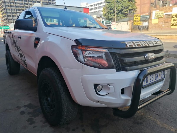 2016 Ford Ranger 2.2TDCi XL PU SUPCAB Gauteng Johannesburg_0