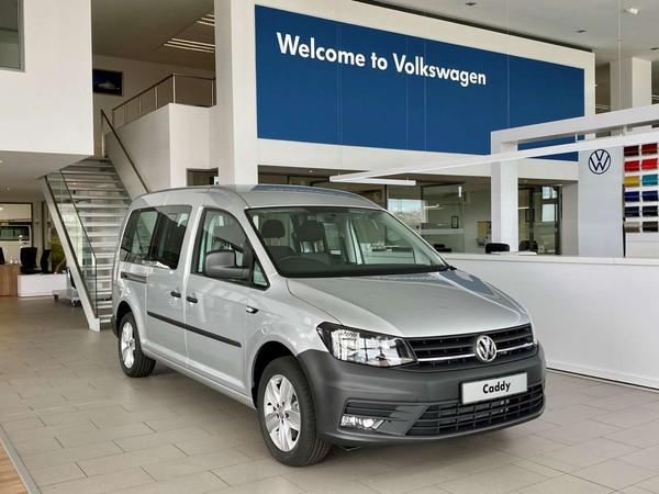 2020 Volkswagen Caddy MAXI Crewbus 2.0 TDi DSG Eastern Cape Jeffreys Bay_0