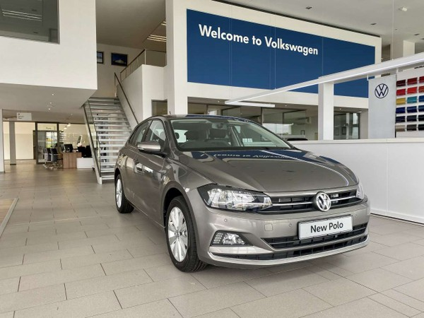 2020 Volkswagen Polo 1.0 TSI Highline DSG 85kW Eastern Cape Jeffreys Bay_0