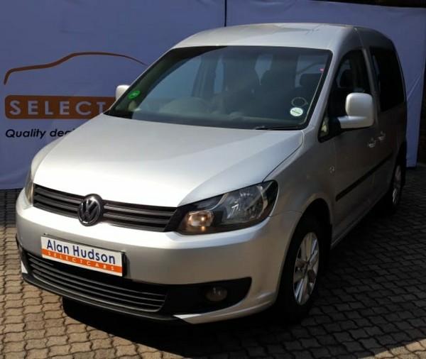 2011 Volkswagen Caddy 2.0tdi 81kw Trendline  Mpumalanga Nelspruit_0