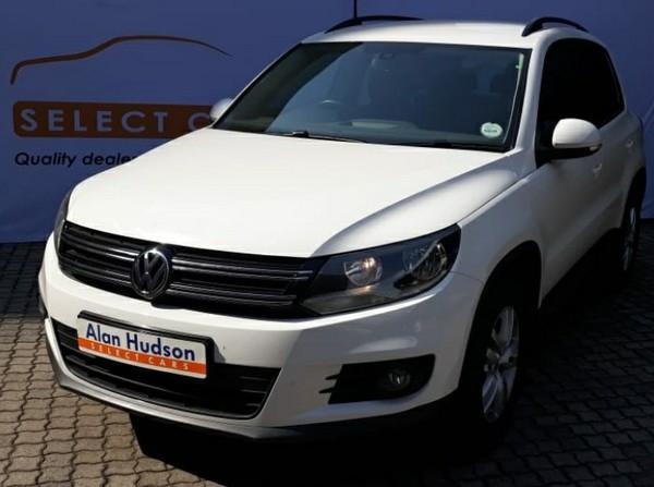 2013 Volkswagen Tiguan 2.0 Tdi Bmot Trend-fun  Mpumalanga Nelspruit_0