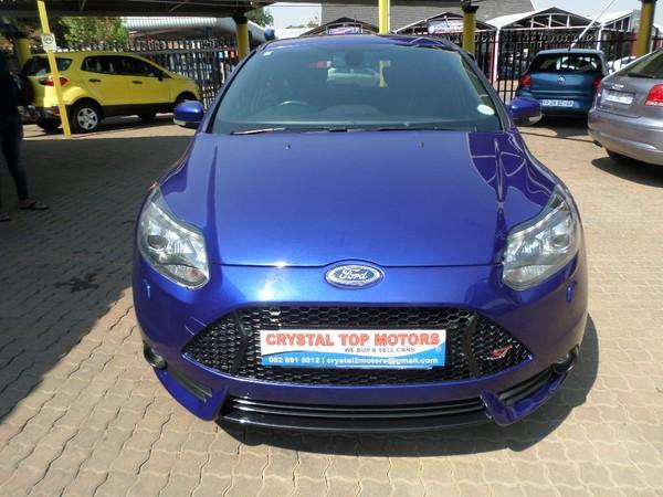 2015 Ford Focus 2.0 Gtdi St3 5dr  Gauteng Kempton Park_0