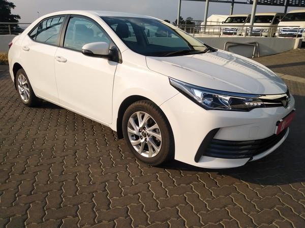 2019 Toyota Corolla 1.4D Prestige Gauteng Midrand_0
