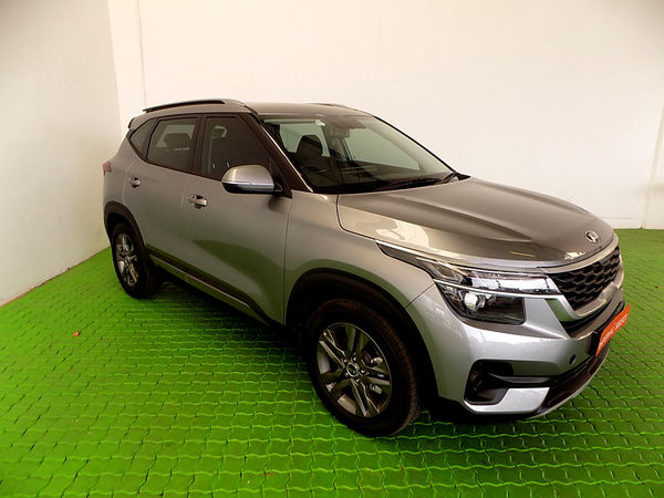 2020 Kia Seltos 1.5D EX Auto Gauteng Pretoria_0