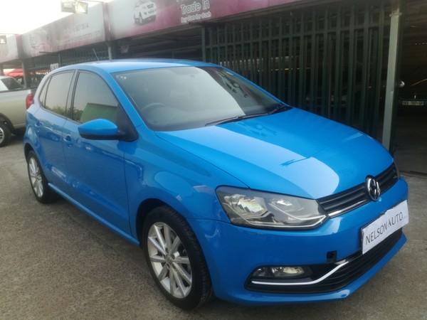 2014 Volkswagen Polo 1.2 TSI Highline DSG 81KW Gauteng Germiston_0