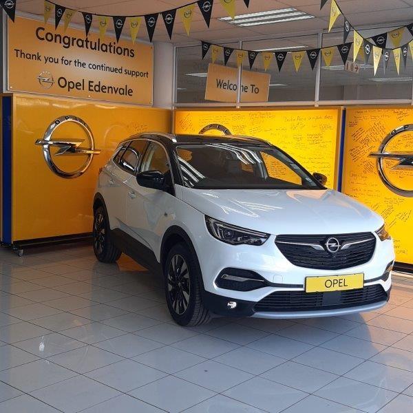 2020 Opel Grandland X 1.6T Cosmo Auto Gauteng Edenvale_0